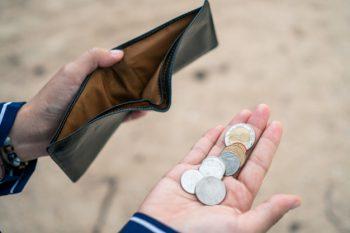 Neem contant geld mee