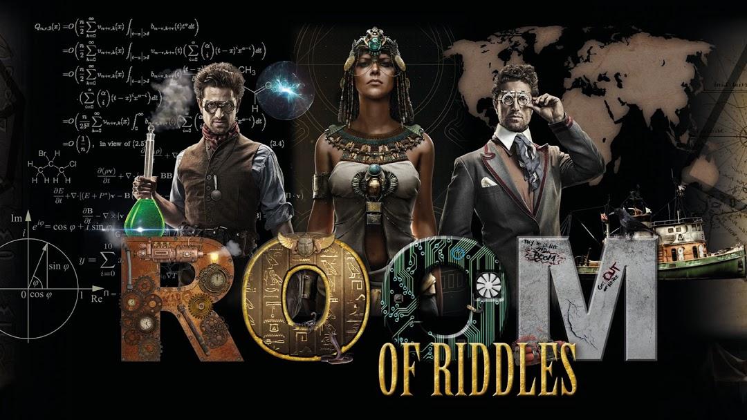 Room of Riddles antwerpen