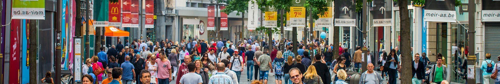Winkelen in Antwerpen