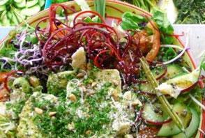 Lombardia Vegetarische Salade